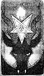 devil baphomet