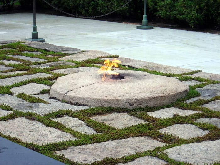 kennedy eternal flame