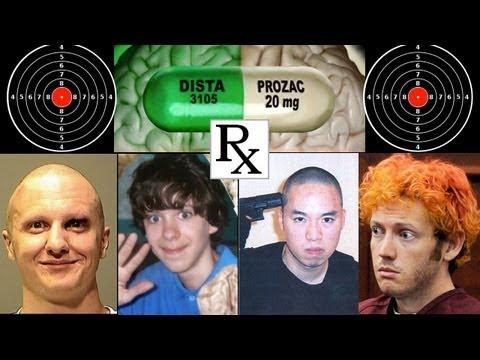 prozac murder