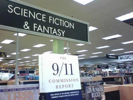 911 commision report fiction