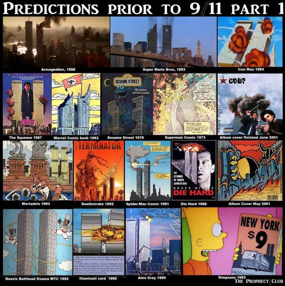 911 predictions
