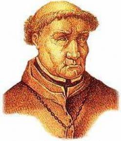 Spanish Grand Inquisitor torqumada